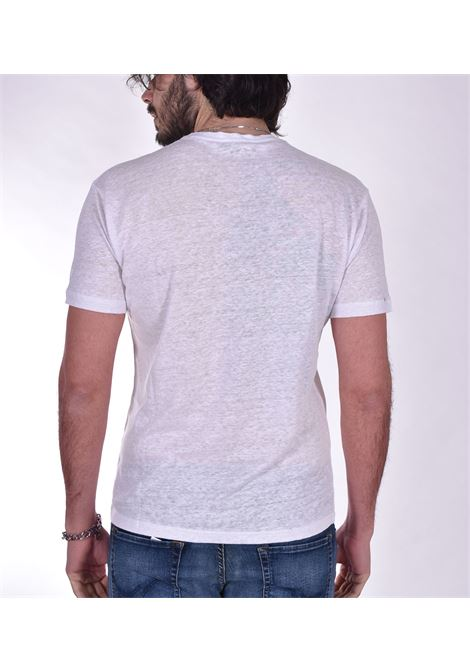 White linen Outfit Italy t shirt OUTFIT ITALY   T-shirts   T002100