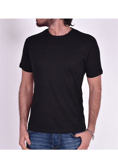 T shirt outfit lino nero OUTFIT | T-shirt | T002101