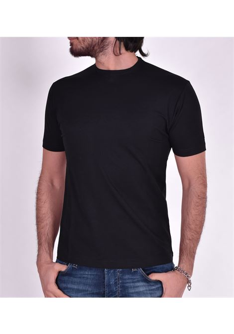 T shirt Outfit viscosa nylon nera OUTFIT | T-shirt | T005101