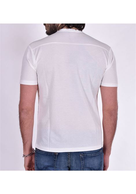 White nylon viscose Outfit Italy t shirt OUTFIT ITALY | T-shirts | T005165