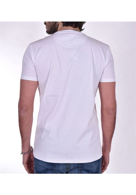 Matte white Outfit Italy t-shirt OUTFIT ITALY   T-shirts   T007100