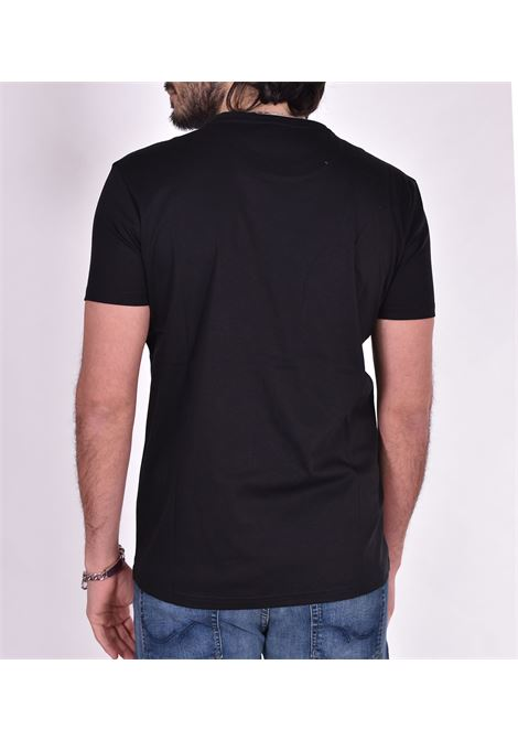 T-shirt Outfit Italy nero opaco OUTFIT ITALY | T-shirt | T007101