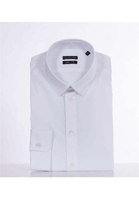 Camicia Patrizia Pepe bianca PATRIZIA PEPE | Camicie | 5C0055W103