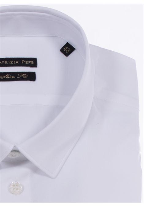 Patrizia Pepe white shirt PATRIZIA PEPE | 5C0055W103