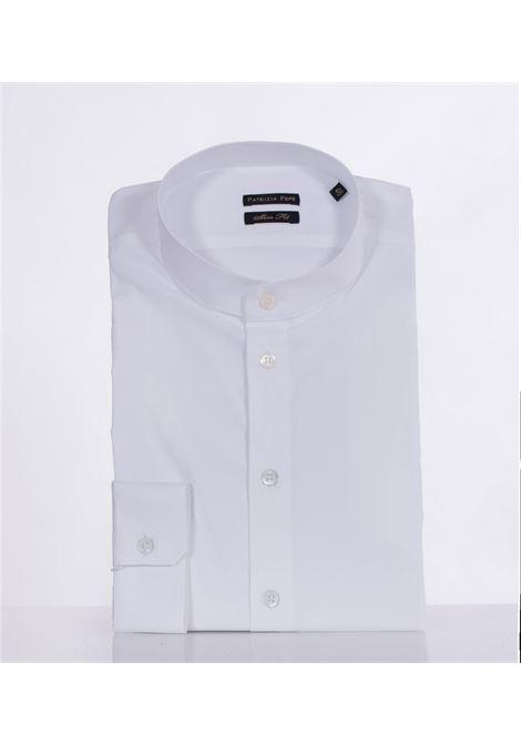 Camicia Patrizia Pepe uomo coreana bianca PATRIZIA PEPE | Camicie | 5C0257W103