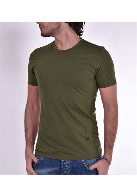 T-shirt Patrizia Pepe verde basic PATRIZIA PEPE | T-shirt | 5M1223G480