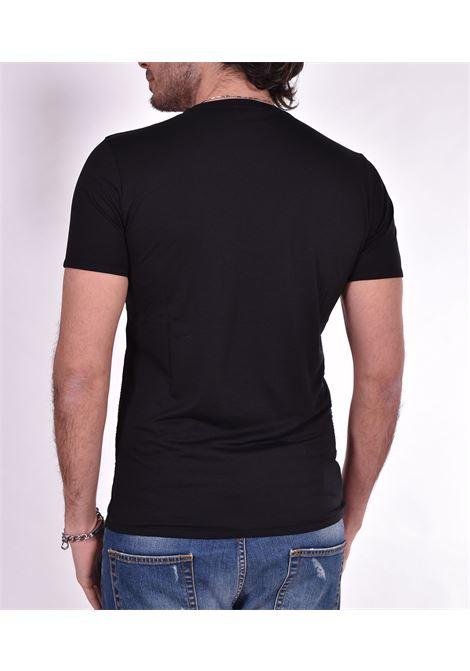 Patrizia Pepe basic black t-shirt PATRIZIA PEPE   T-shirts   5M1223K102