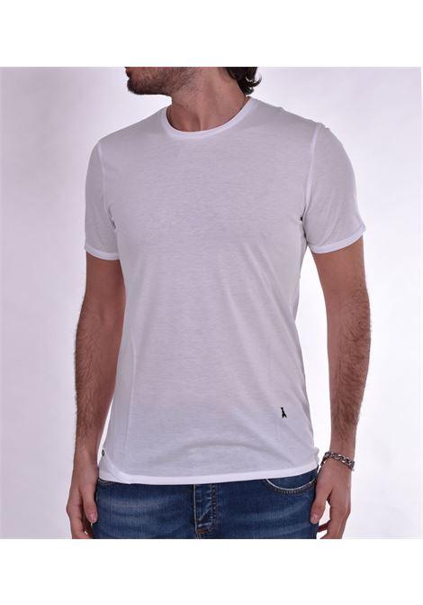 T-shirt Patrizia Pepe bianca basic PATRIZIA PEPE | T-shirt | 5M1223W103