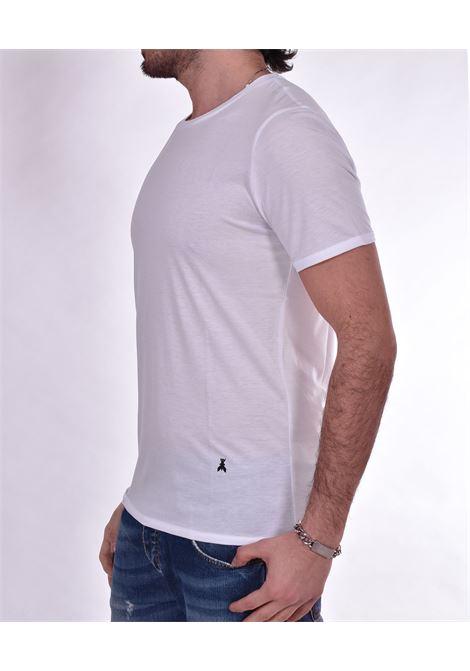 T-shirt Patrizia Pepe bianca basic PATRIZIA PEPE | 5M1223W103