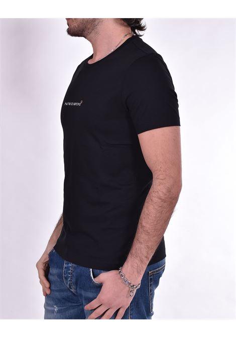 Patrizia Pepe black logo t shirt PATRIZIA PEPE | T-shirts | 5M1290K102