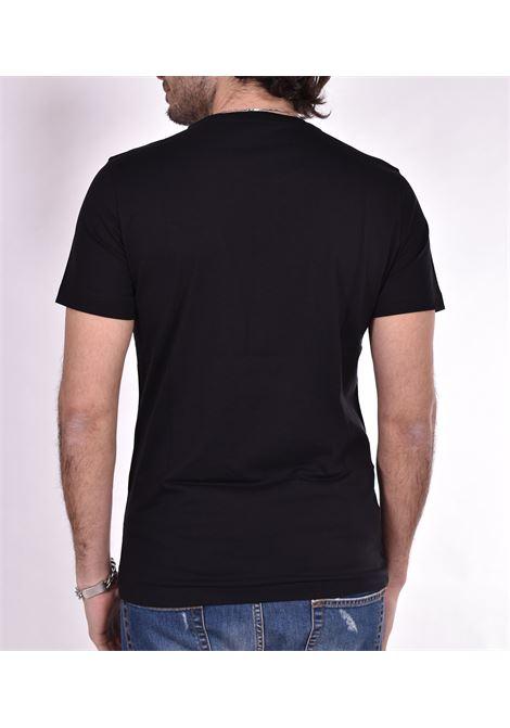 T shirt Patrizia Pepe nera stampa PATRIZIA PEPE | T-shirt | 5M1304K102