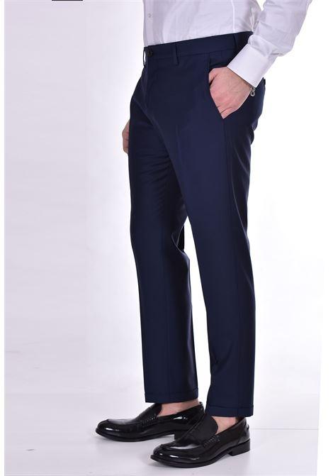 Royal navy blue Patrizia Pepe trousers PATRIZIA PEPE | Trousers | 5P0429C166