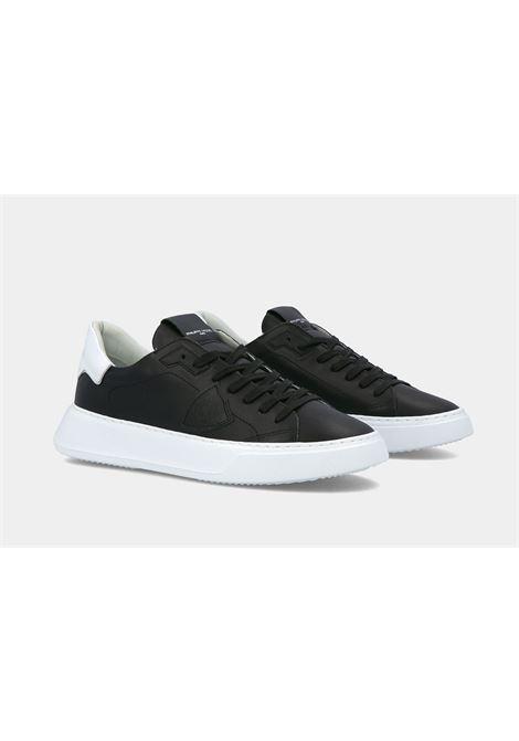 Sneakers Philippe Model Temple nero PHILIPPE MODEL | BTLUV002