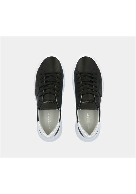 Sneakers Philippe Model Temple nero PHILIPPE MODEL | Scarpe | BTLUV002