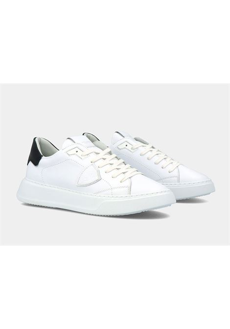 Philippe Model Temple white sneakers PHILIPPE MODEL | Sneakers | BTLUV007