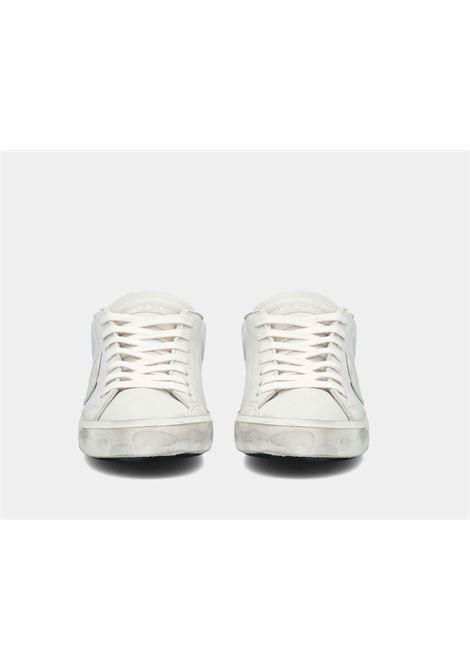Philippe Model PRSX white sneakers PHILIPPE MODEL | Sneakers | PRLU1012
