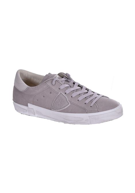 Philippe Model PRSX low man west glace PHILIPPE MODEL | Shoes | PRLUWW12