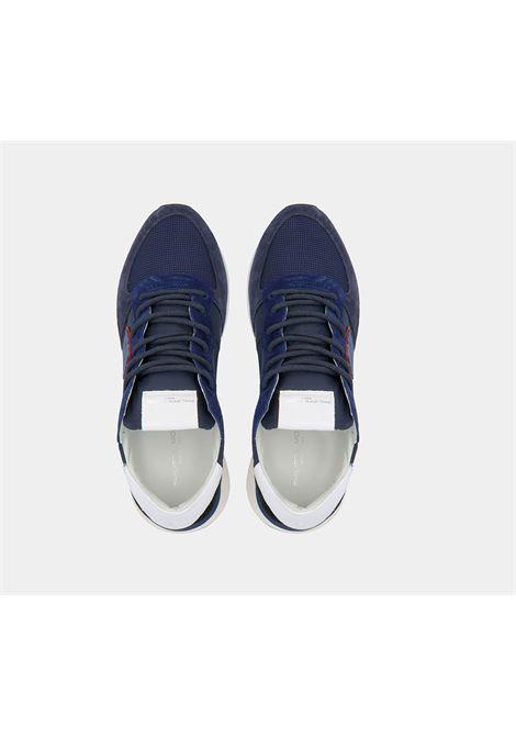 Sneakers Philippe Model tropez blu PHILIPPE MODEL | Scarpe | TZLUW057