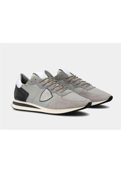 Sneakers Philippe Model Tropez grigio PHILIPPE MODEL | TZLUW058
