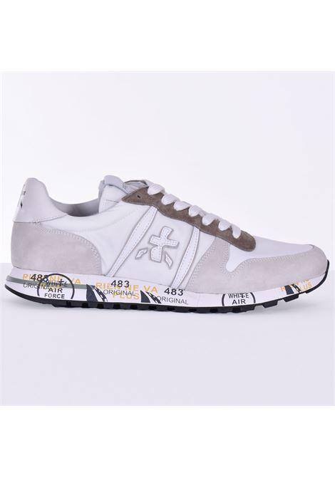 Premiata Eric 5174 white sneakers shoes PREMIATA | Shoes | ERIC5174