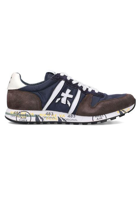 Premiata Eric 5175 white sneakers shoes PREMIATA | Shoes | ERIC5175