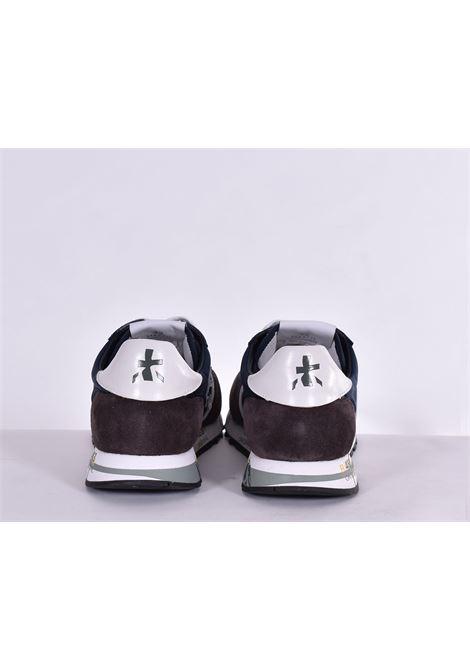 Premiata Eric 5175 white sneakers shoes PREMIATA | Sneakers | ERIC5175