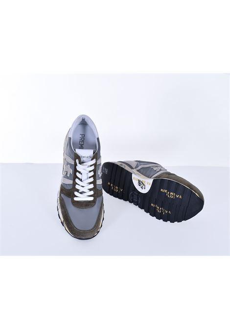 Scarpe Sneakers Premiata Lander 5195 verde PREMIATA   Scarpe   LANDER5195