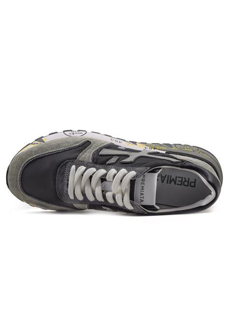 Premiata Mick 5188 gray sneakers PREMIATA | Shoes | MICK5188