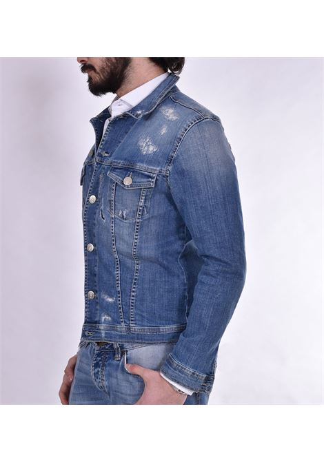 Giubbino PMDS duta denim Premium Mood Denim Superior | Giubbotti | 037711