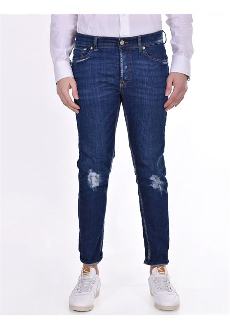 PMDS Gerard slim jeans blue Premium Mood Denim Superior | Jeans | 041791