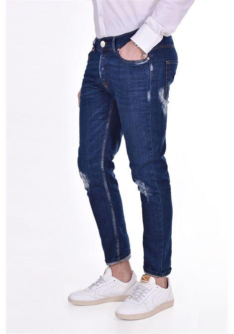 Jeans PMDS Gerard slim Premium Mood Denim Superior | 041791