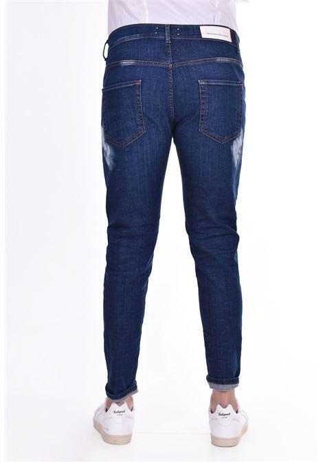 PMDS Gerard slim jeans blue Premium Mood Denim Superior | Jeans | 041791