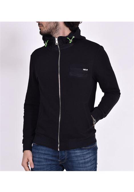 Black PMDS sweatshirt ontake Premium Mood Denim Superior | Sweatshirts | 533SW02