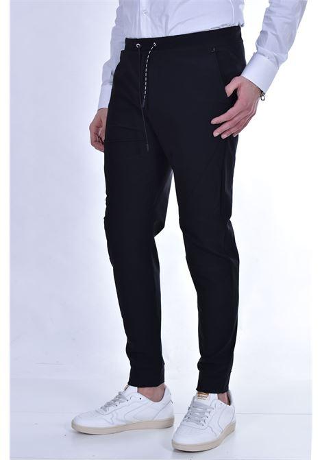 Pantalone PMDS invisible ly nero Premium Mood Denim Superior | Pantaloni | 574LYP99