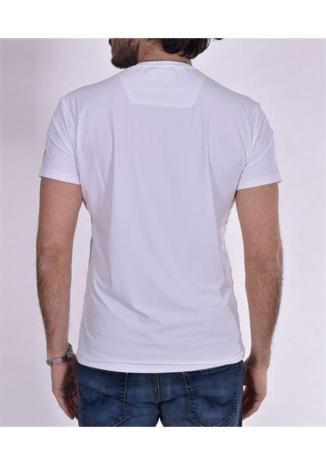 T shirt PMDS waterproof odak bianco Premium Mood Denim Superior | T-shirt | 624TS01