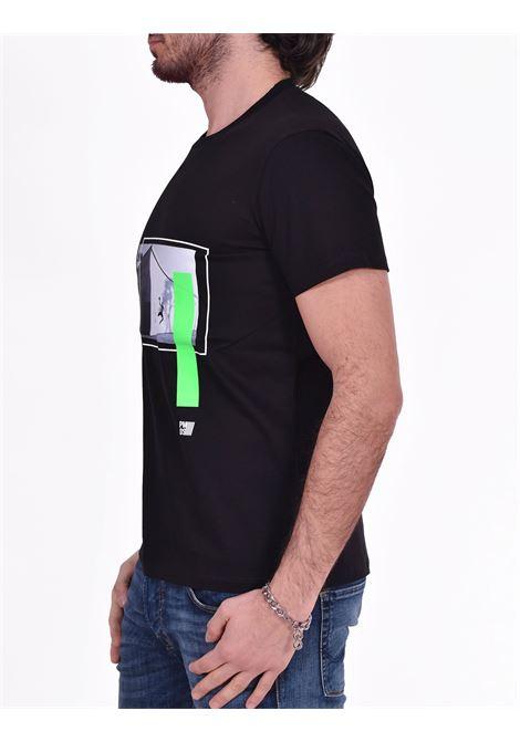 T-shirt PMDS bid nera Premium Mood Denim Superior | 632TS02
