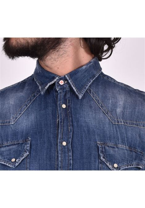 PMDS leo denim jeans shirt Premium Mood Denim Superior | Shirts | LEO01