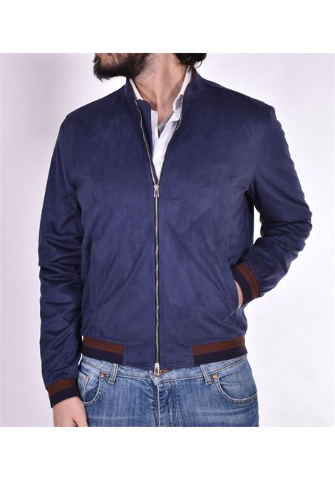 Roberto Pepe blue suede jacket ROBERTO PEPE | Jackets | CC1100