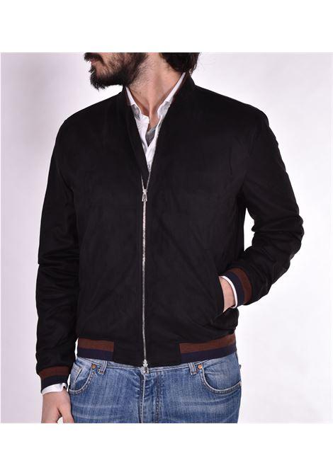 Roberto Pepe black suede jacket ROBERTO PEPE | Jackets | CC199
