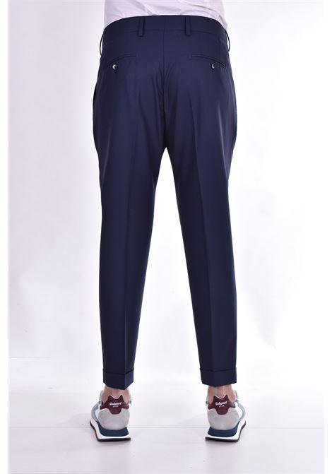 Pantalone Roberto Pepe cinturino blu ROBERTO PEPE | Pantaloni | DP14