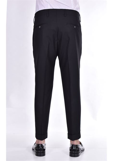 Roberto Pepe trousers with black strap ROBERTO PEPE | Trousers | DP16