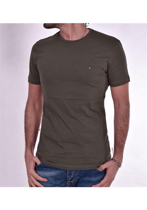 T-shirt Roberto Pepe logo verde ROBERTO PEPE | T-shirt | DS1803