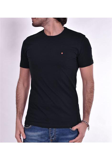 Roberto Pepe black logo t-shirt ROBERTO PEPE |  | DS188