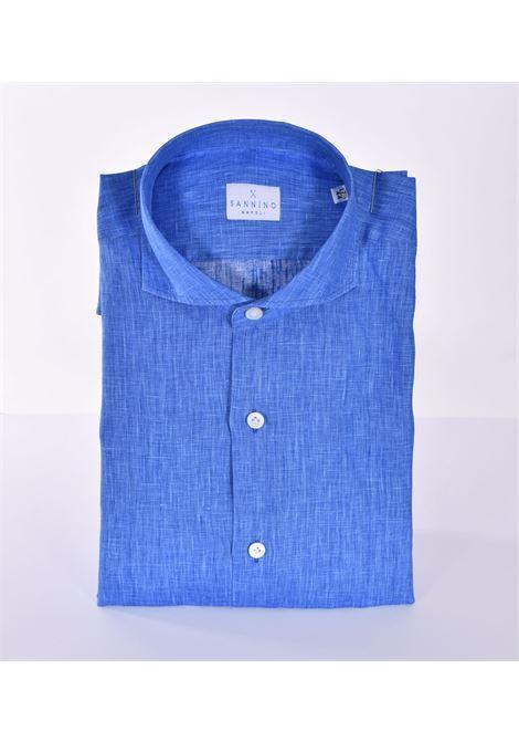 Camicia Sannino lino royal SANNINO | Camicie | CN396202
