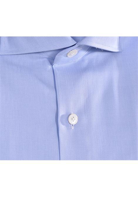 Sannino slim light blue shirt SANNINO | M12601