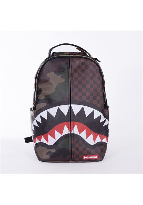 Sprayground Jungle Paris backpack SPRAYGROUND | Bags | B315601