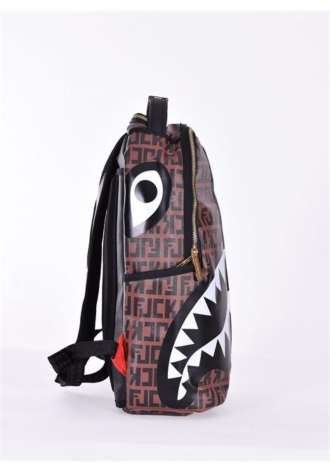 Sprayground split the check backpack SPRAYGROUND | B324901