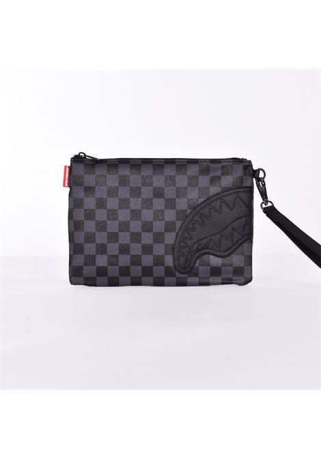 Sprayground henny black clutch bag SPRAYGROUND | pochette | B358701