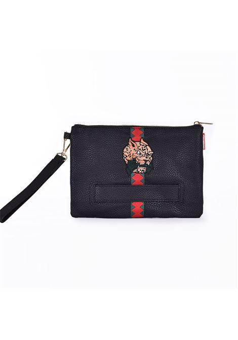 Sprayground spucci split clutch bag SPRAYGROUND | pochette | B35881