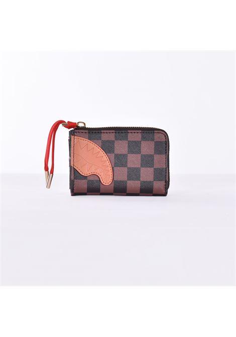 Sprayground henny square beige wallet SPRAYGROUND | Wallets | W3572NSZ01